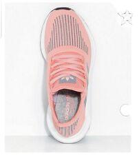 adidas swift run athletic shoe pink