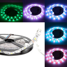 WOW - 5M 5050 5630 LED Strip Light  RGB/ RGBW Multi Color DC 12V Decor Light