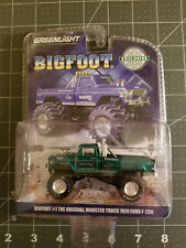 Greenlight Hobby Exclusive 1974 Ford F-250 BIGFOOT Monster Truck Green Machine
