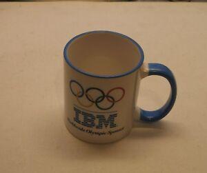 IBM Logo Olympic Logo Mug
