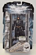 "Dark Knight Rises Movie Masters Batman Action Figure 6"" Mattel NIP 2012"