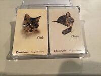 Vintage Sealed Chessie System Playing Cards (Two Decks)