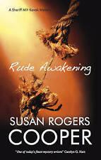 Cooper, Susan Rogers, Rude Awakening (Milt Kovak Series), Very Good Book