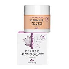 Derma E Age-Defying Night Cream 2 oz/56 g