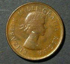 1962 Canada 1 Cent - Double Date