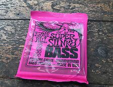 Ernie Ball Super Slinky Bass Strings 45-100 Eb2834