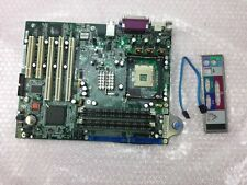 Dell P1158 Poweredge 700 Motherboard w/Mounting Tray, 4 GB of RAM And I/O Plate