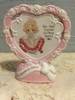 """1995  Enesco Precious Moments """"you have touched so many hearts"""""""