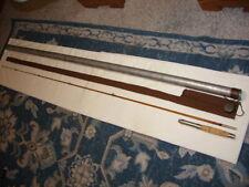 "Scarce C.1920 H.L. LEONARD ""The Leonard Rod"" 6', One-Piece Split Bamboo Casting"