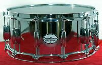 snare drum 12 lug Superdrum See and hear on YouTube-FREE SHIPPING