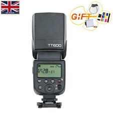UK Godox TT600 2.4G Flash Speedlite for Canon Nikon Pentax Fujifilm camera