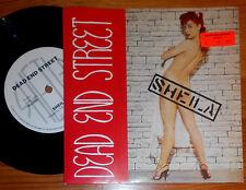 """DEAD END STREET SHEILA / PENICILLIN GIRL 7 """" SINGLE"""