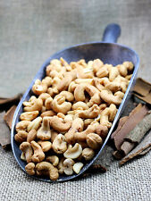 Delicious Dry Oven Roasted Salted Cashews 6kg Healthy and Nutritious