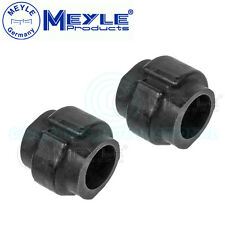 2x Meyle (Germany) Anti Roll Bar Bushes Front Axle Left & Right No: 100 411 0046