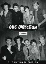 """ONE DIRECTION """"FOUR"""" (DELUXE) CD THE ULTIMATE EDITION SYCO ENTERTAINMENT SONY"""