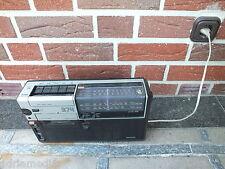 Kassettenrecorder PHILIPS 375 Automatic Rundfunkempfänger RETRO Kassettendeck OK