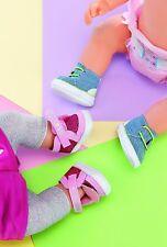 Zapf 824207 BABY born® Sneakers blau  NEUHEIT 2018 OVP/