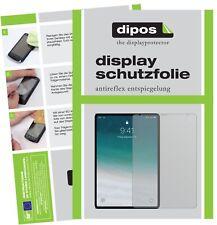 2x Apple iPad Pro 12.9 Zoll (2018) Schutzfolie matt Displayschutzfolie Folie