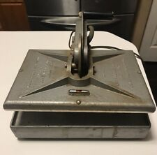 Junior dry mount press vintage photography heat press vintage