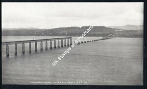 Flimsy Photo Of The Tay Railway Bridge From The South After The Accident c1880s