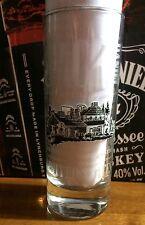 Jack Daniel's Lynchburg Tennessee Tall Glass