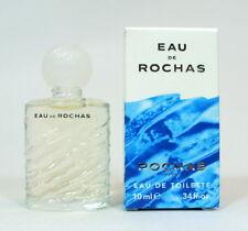 EAU DE ROCHAS EAU DE TOILETTE 10 ML. 0.34 FL.OZ. MINI PERFUME NEW IN BOX