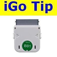 Nuevo B01 iGo/- GO POWER ADAPTER carga I itip/Punta para seleccionados Apple iPod/iPhone
