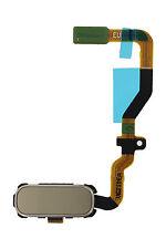 Genuine Samsung Galaxy S7 G930 Gold Home Key Flex - GH96-09789C