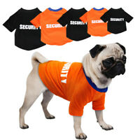 Pet Dog Summer T-Shirt Soft Vest Clothes for Small Puppy Dog Cat French Bulldog