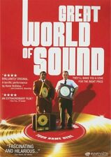 Great World of Sound (DVD, 2008) Tricia Paoluccio, Robert Longstreet