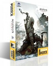 Assassin 's Creed III Connor Kenway 1 Jigsaw Puzzle 1000 Pieces (70 x 50 cm).