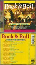 CD - ROCK' N' ROLL avec LITTLE RICHARD, BILL HALEY, THE CHAMPS, JERRY LEE LEWIS