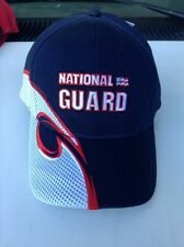 Dale Earnhardt Junior National Guard Winner Circle Hat