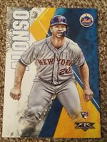 2019 Topps Fire Pete Alonso Rookie Card #128 New York Mets RC