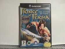 Prince Of Persia The Sands Of Time Nintendo Gamecube Brand New Pal game