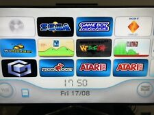 Nintendo Wii 16gb Loaded SD Card - Homebrew With Over 6500 Games