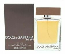 DOLCE & GABBANA THE ONE FOR MEN EAU DE TOILETTE 50ml BRAND NEW AND SEALED