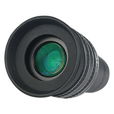 Black 1.25 inch SWA 58-Deg 6mm Planetary Eyepiece for Telescope with lens caps