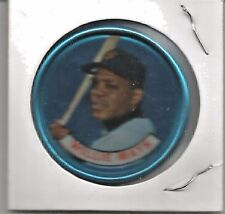 1965 Old London Baseball Coins Willie Mays Ex-Mt Condition