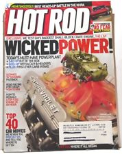 Hot Rod Magazine - February 2006 - GM's Baddest Small Block Crate Engine Tested
