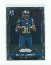 2015 Panini Prizm #291 Todd Gurley RC Rookie Rams Falcons