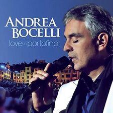 Andrea Bocelli Love in Portofino CD & DVD R4 *