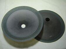 """Pr. 12"""" Paper Speaker Cones -- Recone Parts -- 1227"""