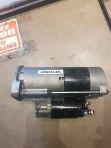 WS2192 Starter Motor 24v For CATERPILLAR 307A