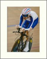 BRADLEY WIGGINS TOUR DE FRANCE TEAM GB PP MOUNTED 8X10 SIGNED AUTOGRAPH PHOTO