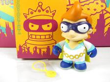 New Kidrobot Futurama Collectible Mini Captain Yesterday Fry Vinyl Figure 3/20