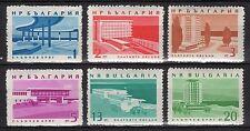 Bulgaria - 1963 Definitives landscapes - Mi. 1368-73 MNH