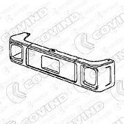 130-110 PARAURTI (BUMPER) FIAT UNIC 110- 130 CABINA RIBALTABILE