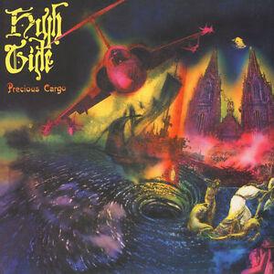 HIGH TIDE: Precious cargo (1970); Black Widow Records BWR 172; gatefold LP NEU