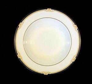 Beautiful Wedgwood Cavendish Rimmed Soup Bowl